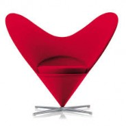 Heart Shaped Cone Chair
