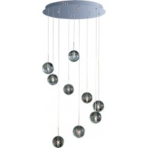 Glass Ball Mirror Surface Roof Light Lamps