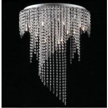 K9 Crystal Ball Mirror Surface Roof Light Lamp